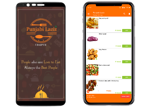 Online Food Order in Udaipur